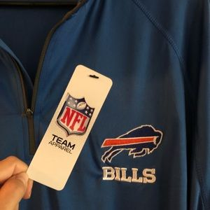 Buffalo Bills NFL Quarter Zip